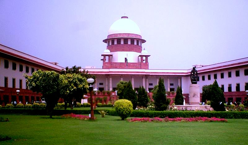 Supreme Court SC turns down Karnan's plea seeking bail and suspension of jail term