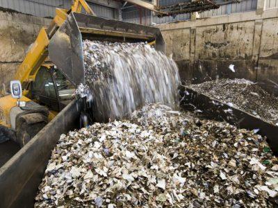 Goa waste management plant