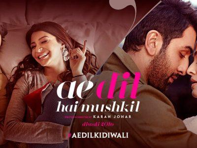 'Ae Dil Hai Mushkil'