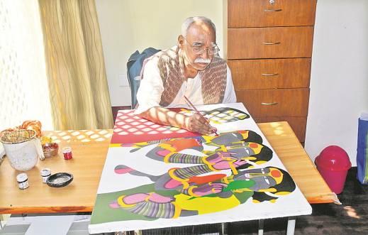 Telangana Artist