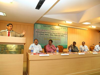 Telangana Forest Officers