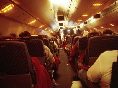 Kids in flight