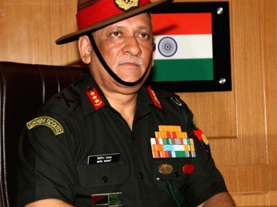 Army Chief Bipin Rawat