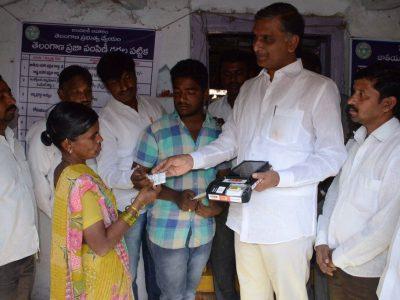 Siddipet Campaign
