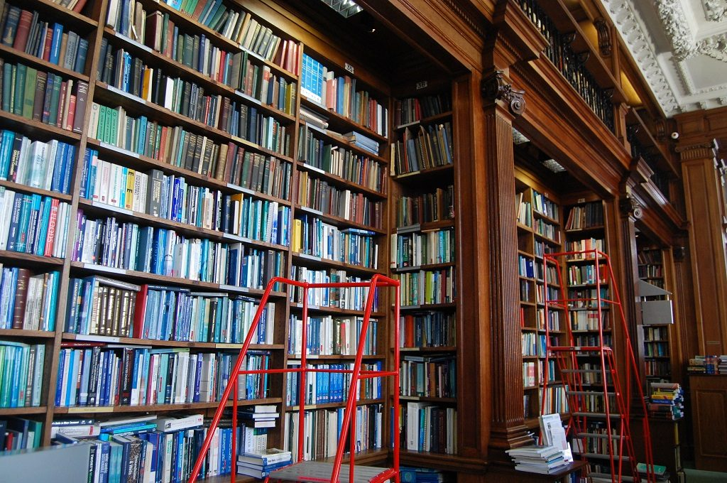 Library gets one of its book back after 130 years