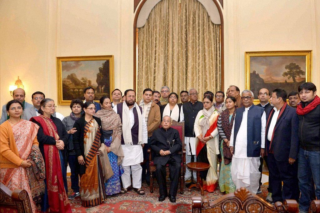 TMC seeks President's intervention