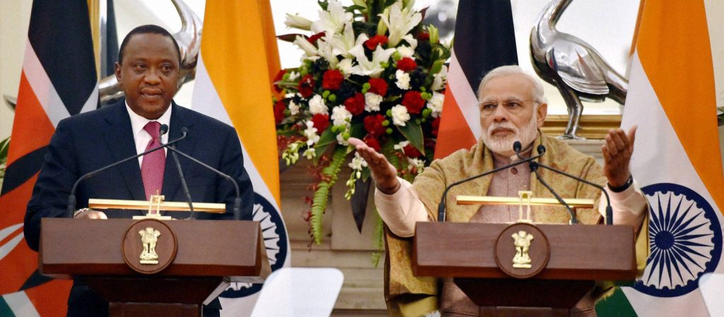India-Kenya