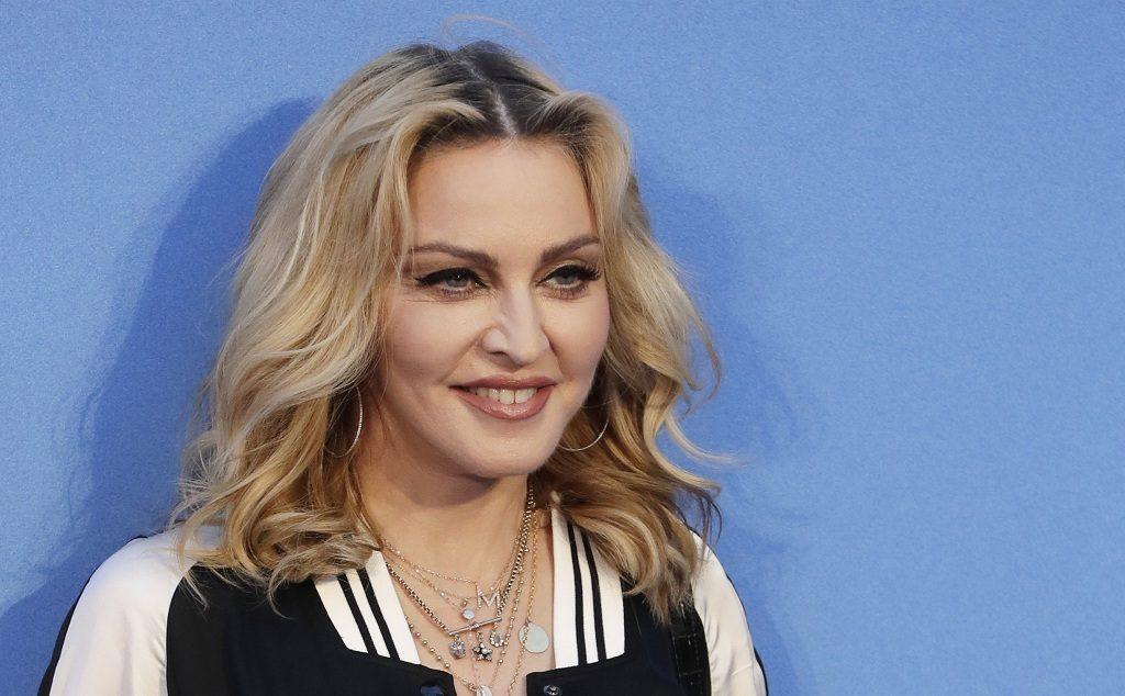 Madonna. Source: Internet
