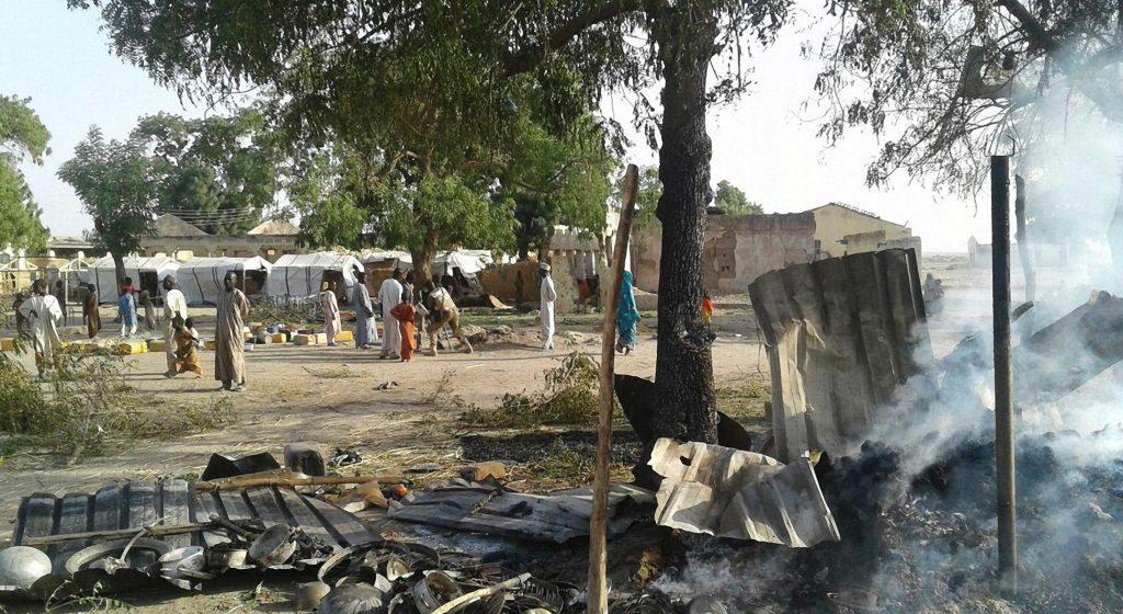 Nigerian Airstrikes