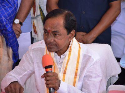 CM KCR Warangal ORR