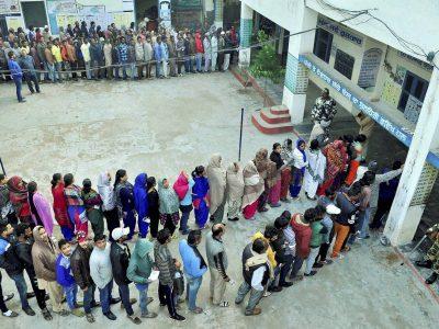 Polls in Punjab