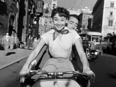 Piaggio Vespa Audrey Hepburn