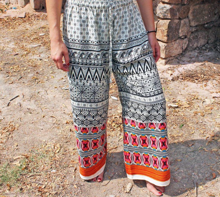 Summer pants ladies fashion