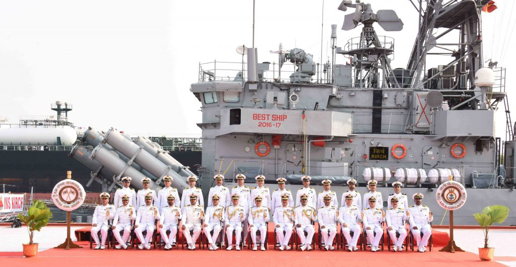 Naval gallantry awards