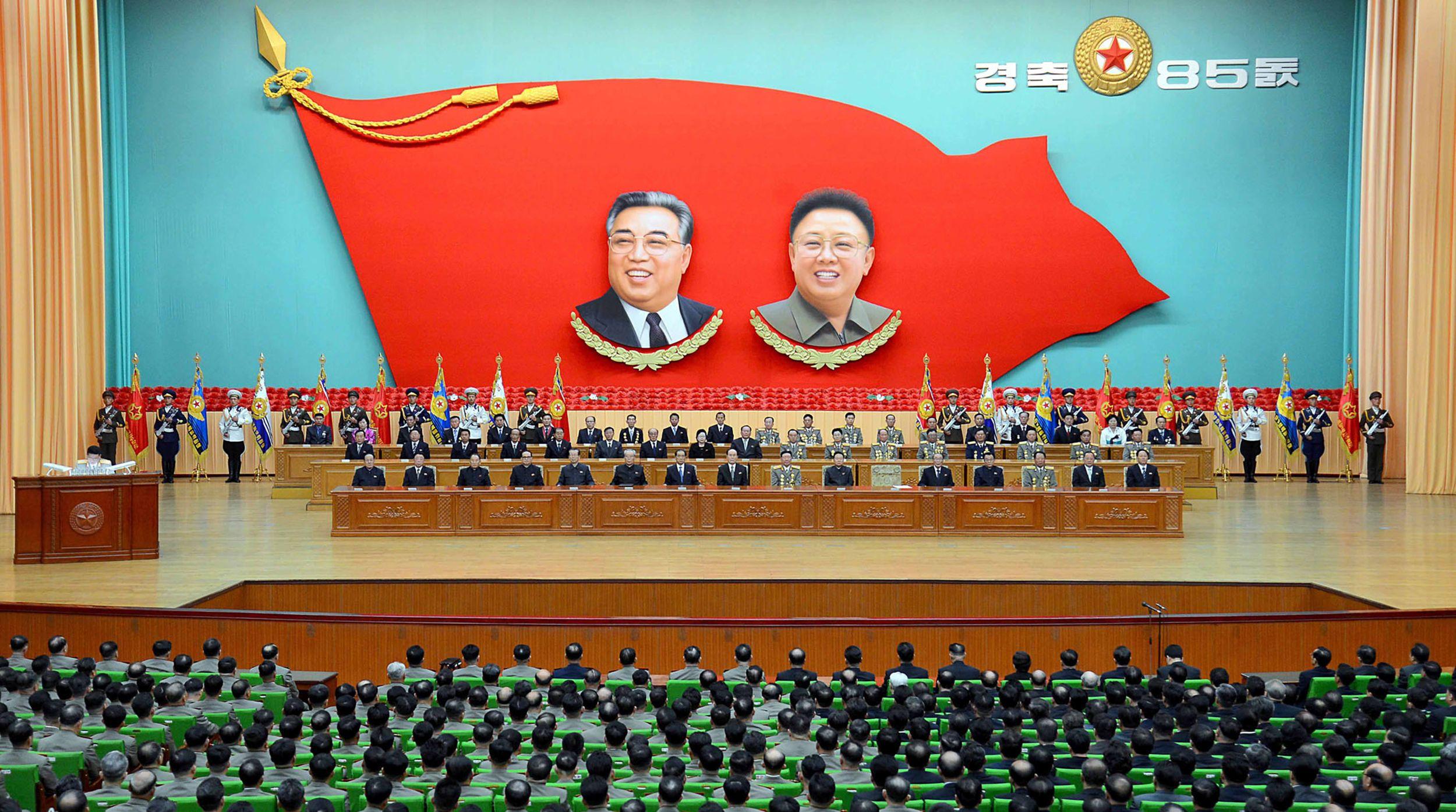 North Korea Firing Drill