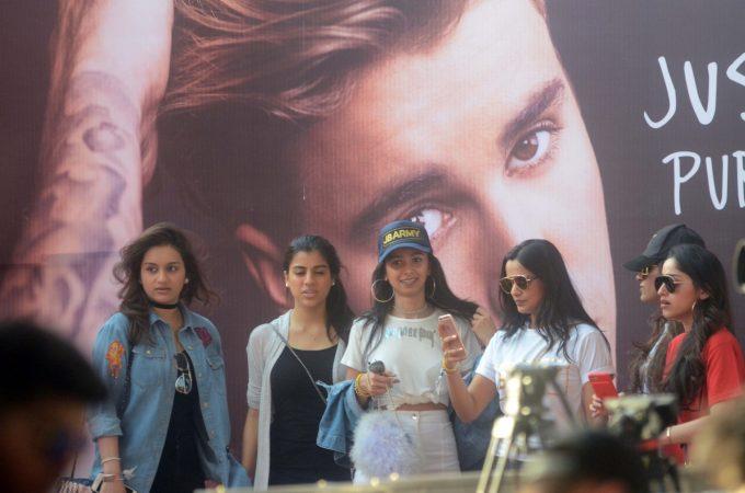Bieber fever grips Mumbai