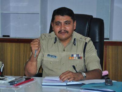 Mahesh M Bhagwat, Commissioner, Rachakonda.