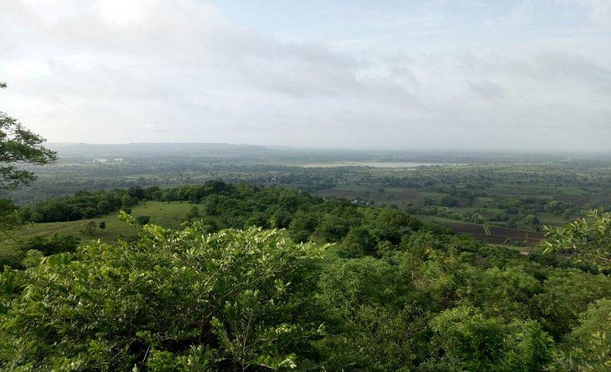 Weekend adventure spots near Hyderabad