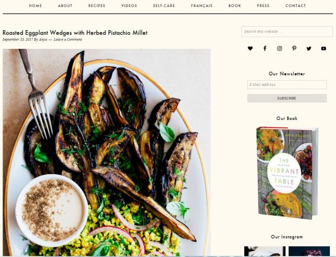 Five must-follow blogs for connoisseurs of good food
