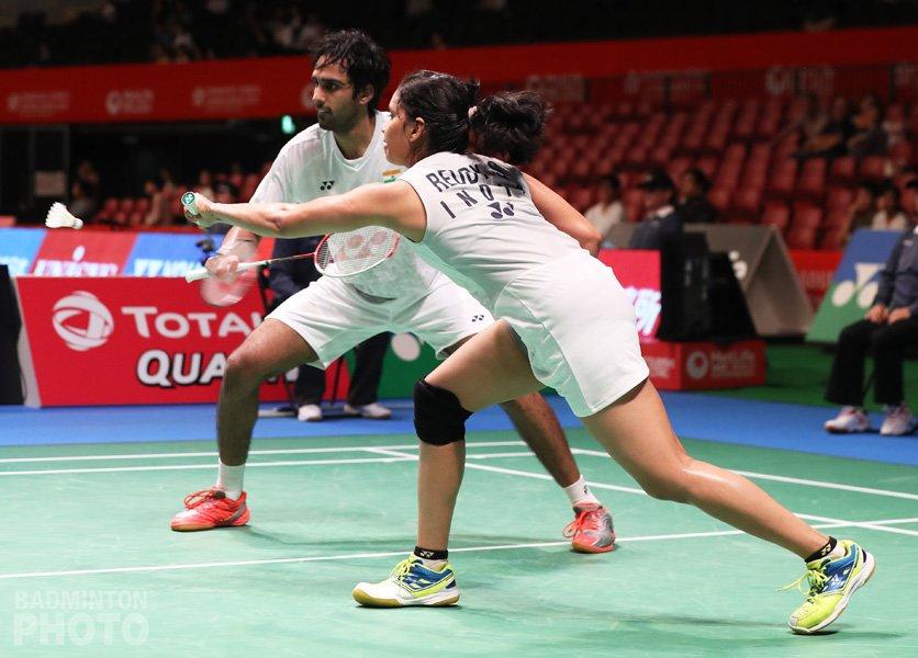 Japan Open: Pranaav Chopra-Sikki Reddy bow out in semis