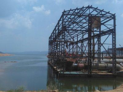 Nagarjunasagar project