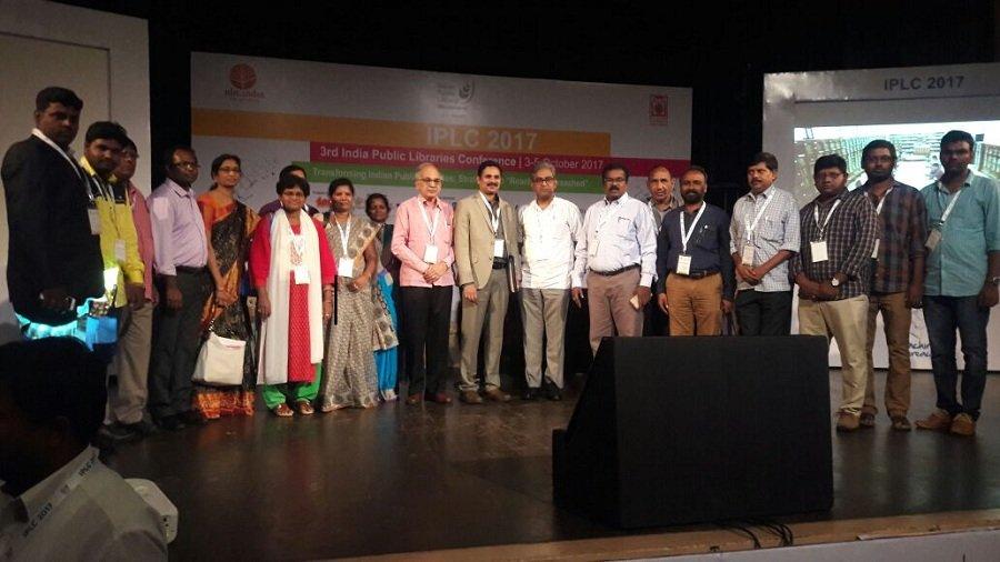 Telangana to link libraries with fibre optic lines: Dileep Konatham
