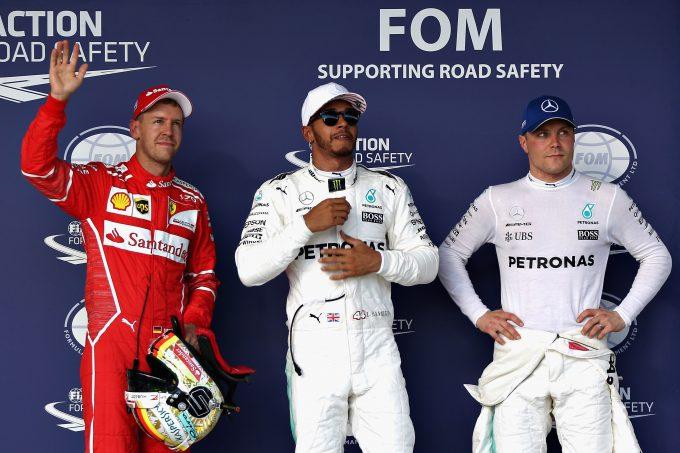 Lewis Hamilton grabs pole at US Grand Prix Austin