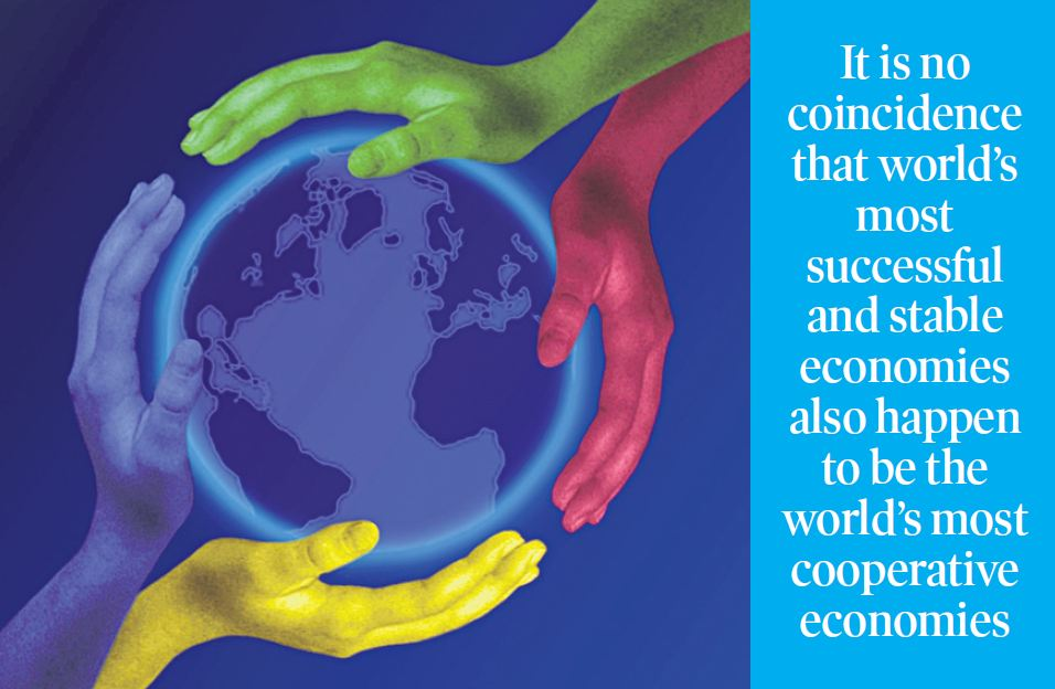 Work for a more equal world