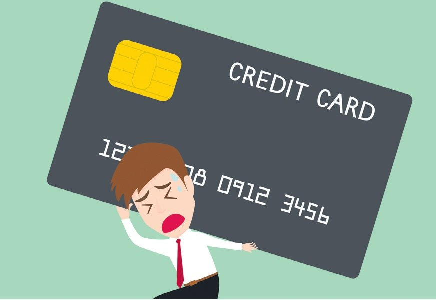Depending on debt is no good