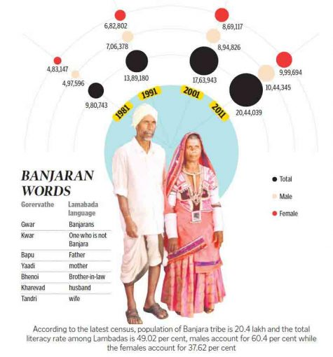 The resilient and enduring tribe of Banjaras