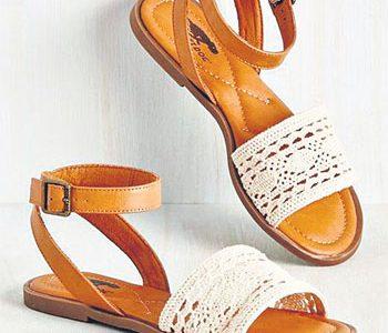 attractive sandals