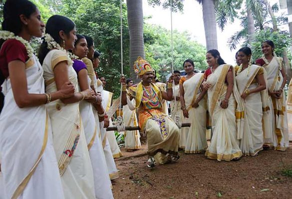 Keralites: Taking roots anywhere