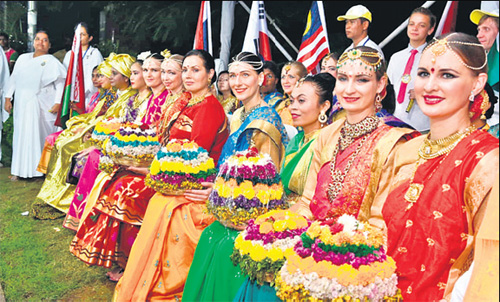 Saddula Bathukamma, the cultural spirit of Telangana