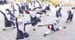 Martial arts in my burkha