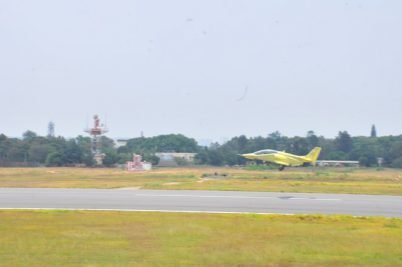HAL re-commences flight testing of modified Intermediate Jet Trainer - IJT 36