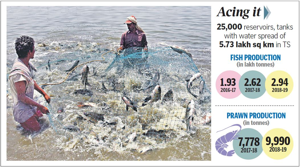 Telangana bags a big catch