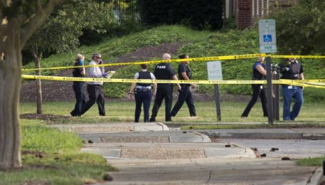 12 dead after gunman fires 'indiscriminately' in Virginia govt complex