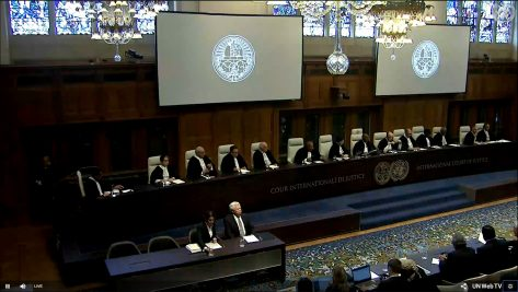 Reconsideration of the conviction in Kulbhushan Jadhav case: ICJ