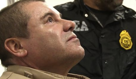 Mexican drug lord 'El Chapo' gets life imprisonment