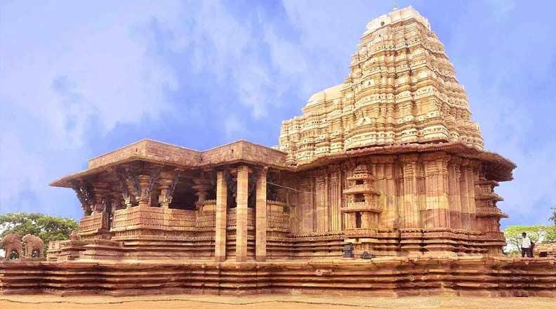 Kakatiya Heritage Trust launches a book on Ramappa Temple