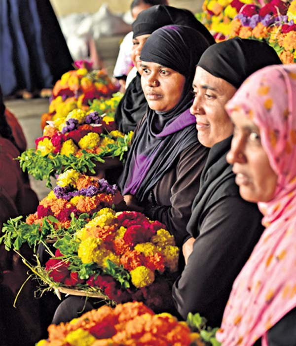 Bathukamma concludes on a grand note in Telangana
