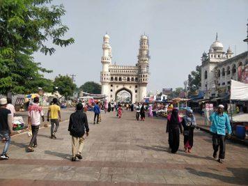 Ayodhya verdict: Heavy security deployed in Hyderabad