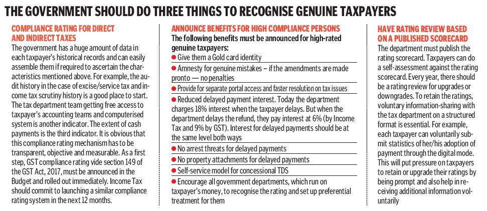 genuine taxpayers