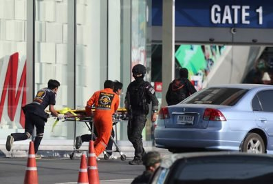 Thai mall gunman shot dead after deadly rampage