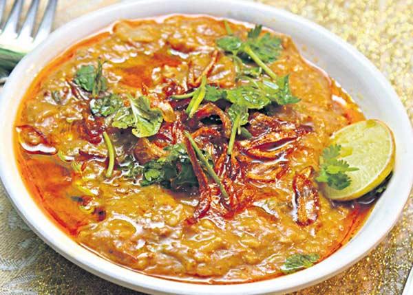 Nizami cuisine