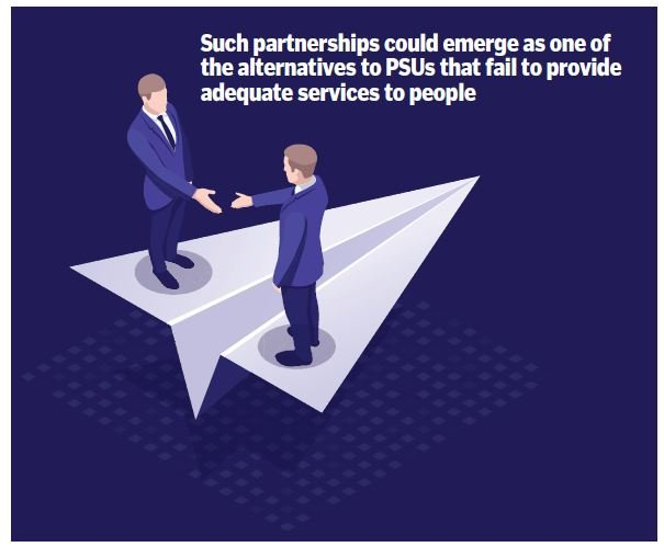 Public-private partnership turn