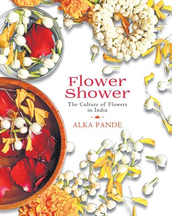 Depth of India's culture through flowers