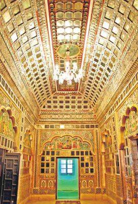 Sheesh Mahals, the marvels of Rajasthan