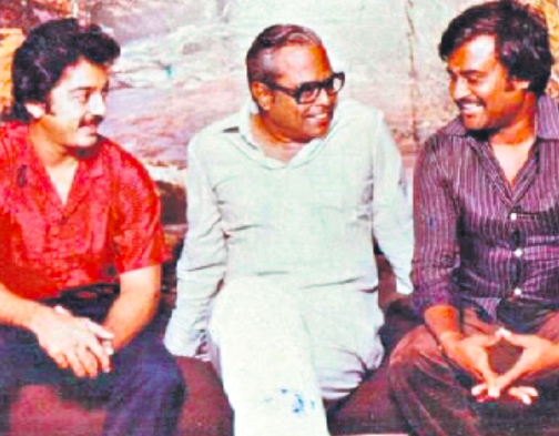 K Balachander, a visionary who launched icons