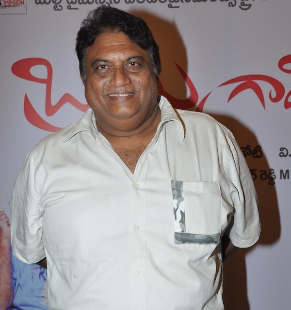 Jaya Prakash Reddy, a character artiste par excellence